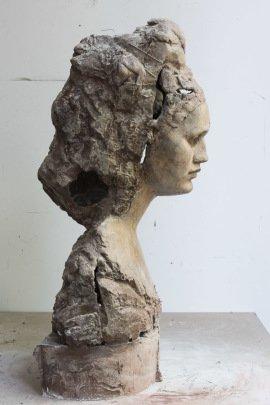 Pauline, bronze, 2015